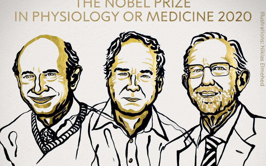 Νόμπελ φυσιολογίας και ιατρικής 2020 (Για την ανακάλυψη του ιού της ηπατίτιδας)