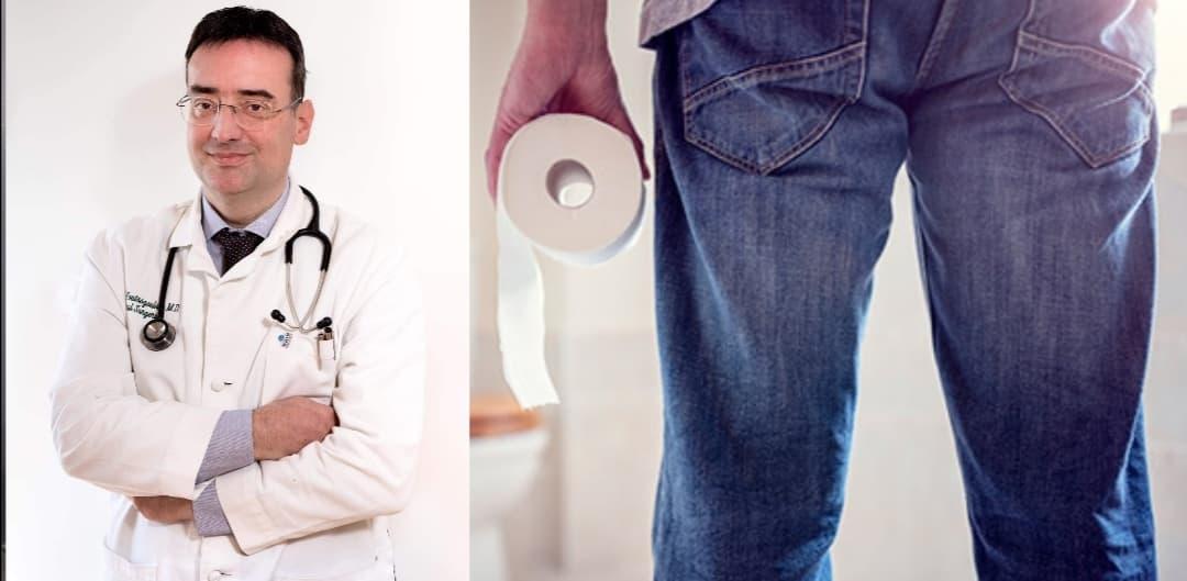 Αιμορροΐδες: Ο γιατρός Νικόλαος Κουτσογουλας μας ενημερώνει