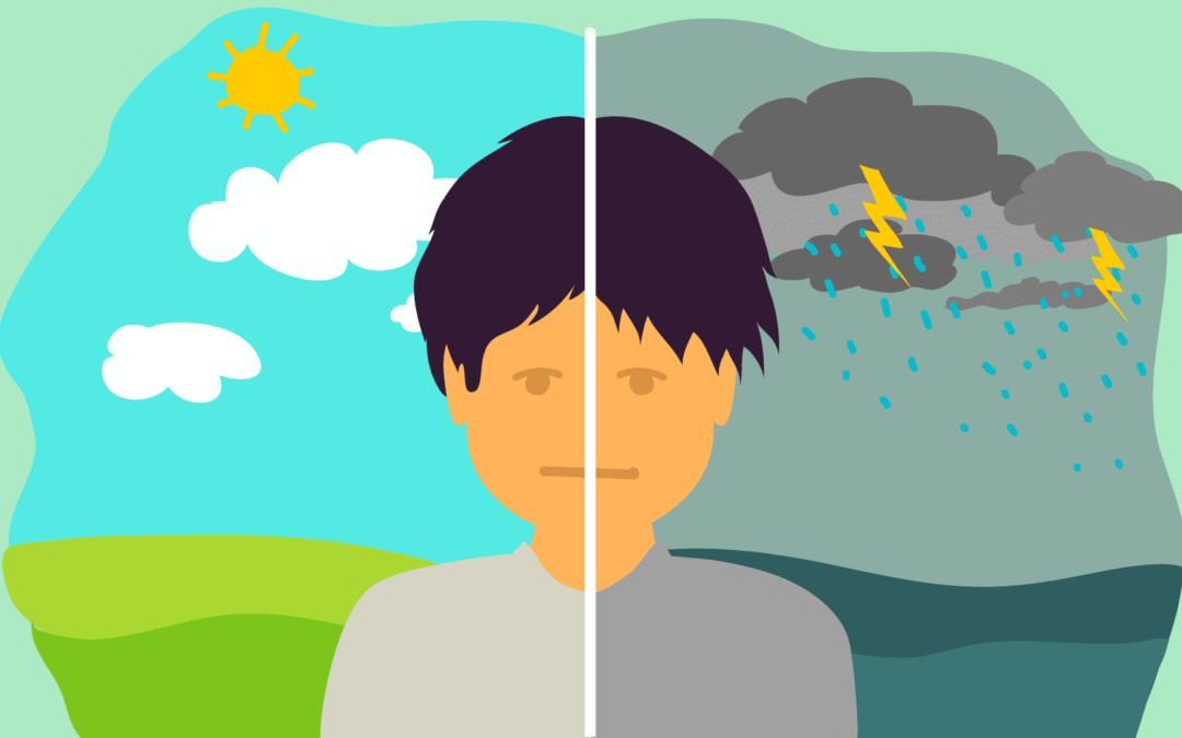 Μανία και Κατάθλιψη … Δύο αντίθετες συνιστώσες που συνθέτουν την Διπολική Διαταραχή